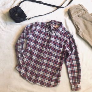Faded Glory Authentic Wear Flannel